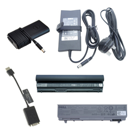 Dell Batteries, Power Adapters & Cables