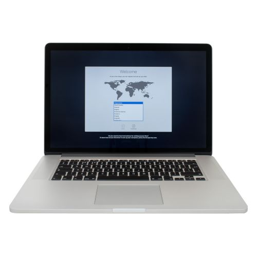 "Apple MacBook Pro 15"" i7 16GB 512GB 2015 Refurbished"