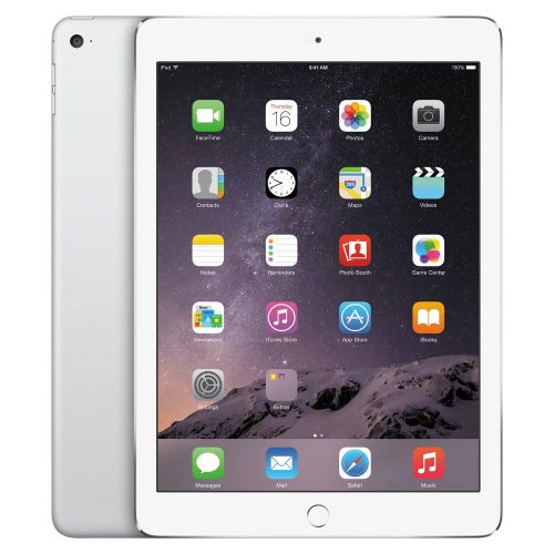 Apple iPad Air 2 64GB Wi-Fi Cellular Silver Refurbished