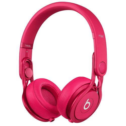 Beats by Dr. Dre Mixr On-Ear Headphones - Pink
