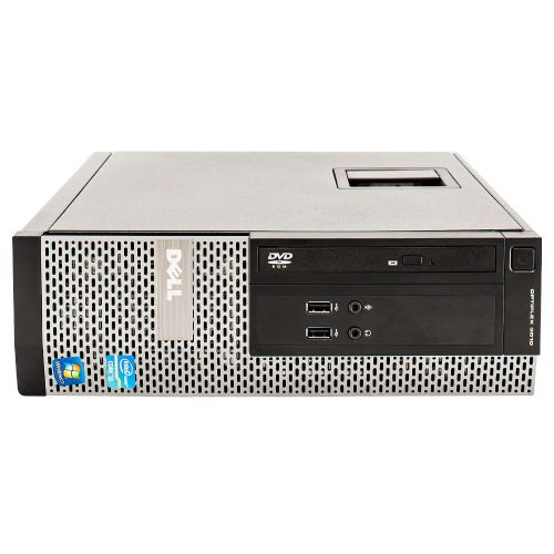 Dell Optiplex 3010 SFF 3rd Gen i3 4GB 250GB HDD Refurbished