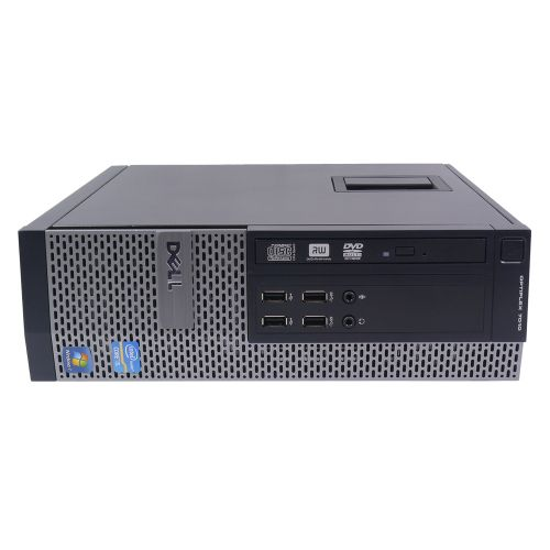 Dell Optiplex 390 SFF 2nd Gen i3 4GB 250GB HDD Refurbished