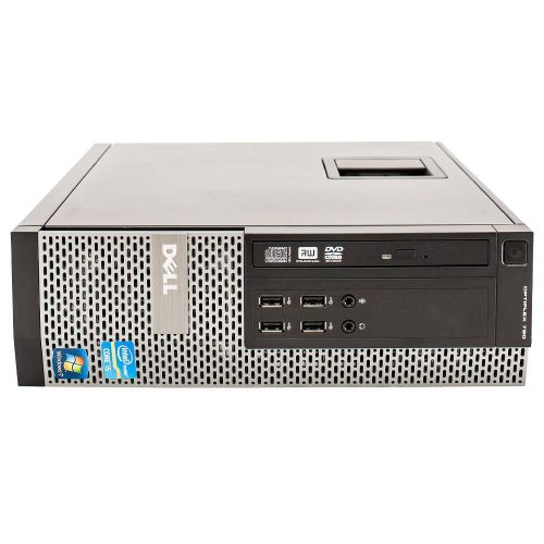 Dell Optiplex 790 SFF 2nd Gen i3 4GB 250GB HDD Refurbished