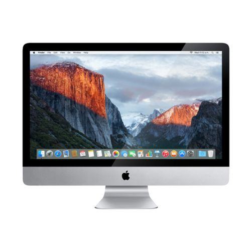 "Refurbished Apple iMac 21.5"" Core i5-3.1GHz 8GB 1TB Retina 4K Late 2015"