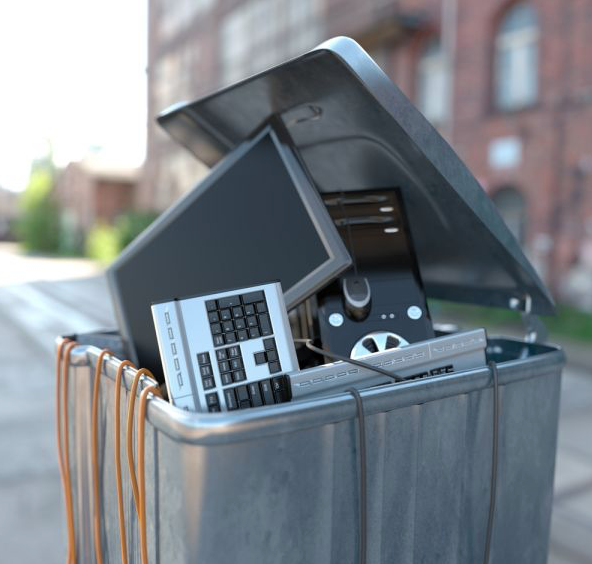 Don'T Dump Me...Disposing Of Your Old Pcs